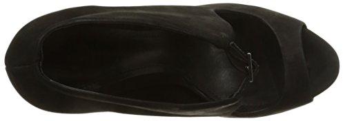 SCHUTZ 12050310 - Zapatos de vestir para mujer Negro