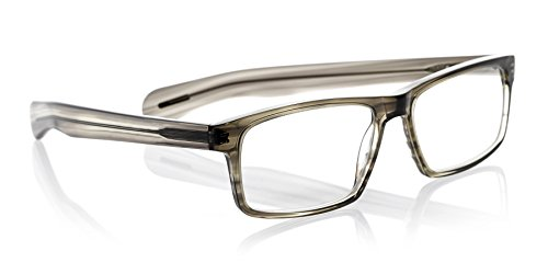 eyebobs I'm Right, Grey, Reading Glasses SUPERIOR QUALITY- because your eyes deserve the good - Eye Stuff Eyewear