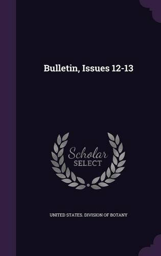Download Bulletin, Issues 12-13 ebook