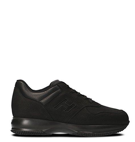 Hogan Sneakers Uomo HXM00N0Y720H1P0XCR Pelle Nero