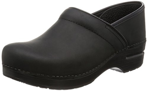 Assistant Medical Worlds Best - Dansko Women's Professional Mule,Black Oiled,40 EU/9.5-10 M US