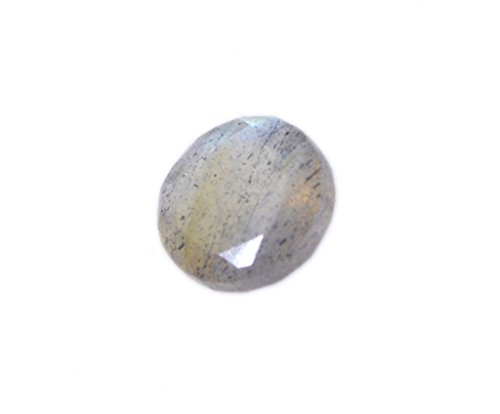 pierre lâche labradorite ronde à facettes 1 pc 6x6 mm STLab-1027