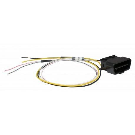 160mm 1503-00 360130 Antennen-Adapter Alt/Neu flexibel von DIN auf ISO VS-ELECTRONIC ca