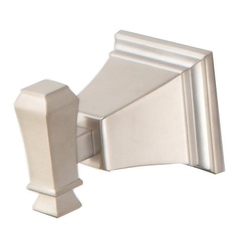 Pegasus 714A 0304 Exhibit Collection Single Robe Hook, Brushed Nickel