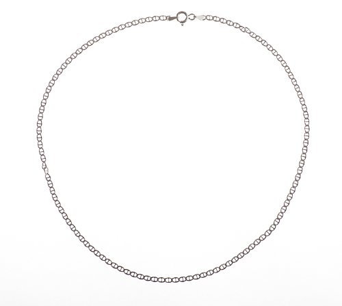 Collier Mixte adulte - NKS-K30309 - Argent 925/1000 3.9 Gr