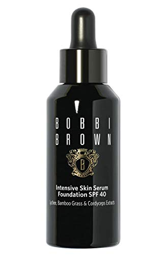 (Bobbi Brown Intensive Skin Serum Foundation SPF 40 No. 3.5 Warm Beige for Women, 1 Ounce)