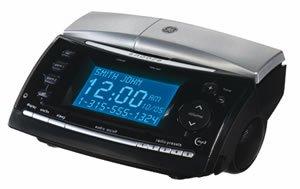 ge 27980ge3 2 4 ghz cordless phone with bedroom clock radio alarm b000mt0icy. Black Bedroom Furniture Sets. Home Design Ideas