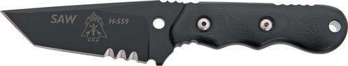 - Tops Knives Special Assault Weapon Fixed Blade Knife TPSAW02
