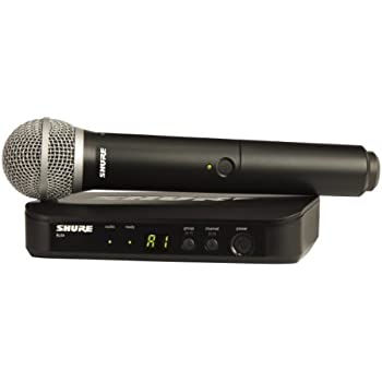 31atqoK8wjL._SL500_AC_SS350_ amazon com shure blx24 pg58 wireless vocal system with pg58 shure pg58 wiring diagram at gsmx.co