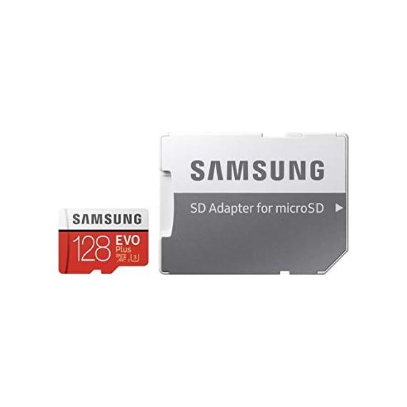Samsung 128GB EVO Plus Class 10 Micro SDXC with Adapter (MB-MC128GA) 5 MB-MC128GA_EU