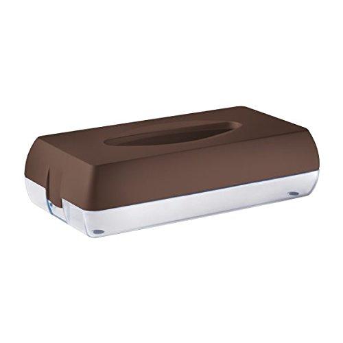 Racon Kosmetiktuchspender Kosmetiktuchbox Braun