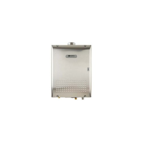 State Heater Water Gas (Noritz NC380-SV-ASME NG ASME Indoor/Outdoor Tankless Natural Gas Water Heater, 13.2 GPM)