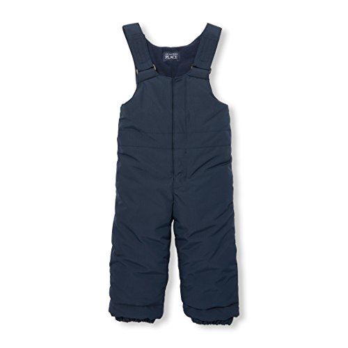 (The Children's Place Baby Boys SKI BIB, Tidal, 18-24MONTH)