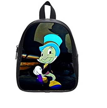 Children Backpack Custom Jiminy Cricket Background Printed Students School  Bag(large) As Gifts  Amazon.co.uk  Clothing 1db108a42bd52