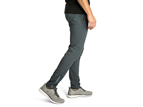 OLIVERS Apparel, Water Repellant, Athletic Cut, 4-Way Stretch, Bradbury Jogger Pants, 31 inch Inseam - Cobalt - X Large É by OLIVERS (Image #1)