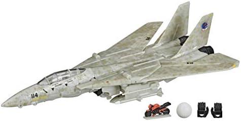Transformers Generations Top Gun - Robot Maverick - 17,5 cm - Jouet Transformable 2 en 1