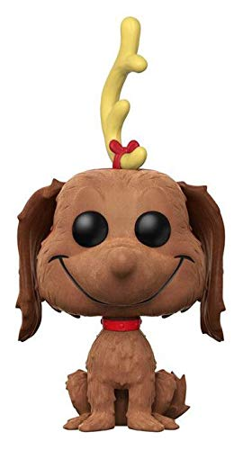 Funko POP Vinyl The Grinch Max - Exclusive Flocked Version, More Toys