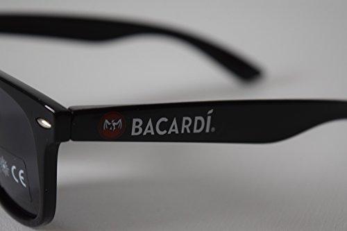 de soleil noir Homme Bacardi noir Lunettes OZq45x7