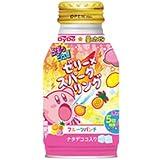ダイドー ぷるっシュ!! ゼリー×スパークリング フルーツパンチ 星のカービィ ボトル缶 270g×24本入