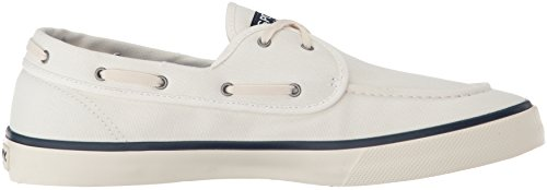 Sperry Top-sider Mens Captains 2-eye Sneaker Wit