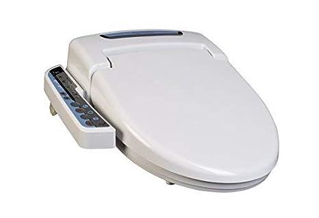 Popodusche® NB09 Dusch-WC Bidet Popo- & Ladydusche Düsenreinigung Absenkautomatik weiß