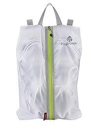 Eagle Creek Pack-it Specter Organizador de Embalaje para Zapatos, Blanco (White/Strobe), Una Talla