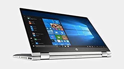 """HP Pavilion x360 Convertible 15.6"""" FHD Touchscreen WLED 2 in 1 Laptop, Intel Core i5-8250U upto 3.4GHz, 8GB DDR4, 128GB SSD, Webcam, Bluetooth, Backlit Keyboard, Windows 10, Up to 10.5-hr Battery Life"""