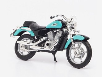 Ex Mag Honda Shadow VT1100C Diecast Model Motorcycle