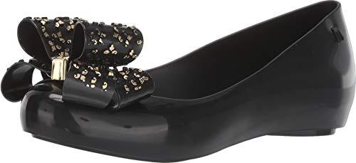 Melissa Shoes Women's Ultragirl Sweet XVI Black 10 M