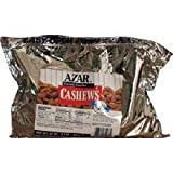 Cashew Whole 240Ct Oil Roast Unsalted, 2 Pound Bag -- 3 Per Case