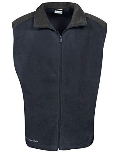 Columbia- Flanker Colorblocked Vest Navy Size Large
