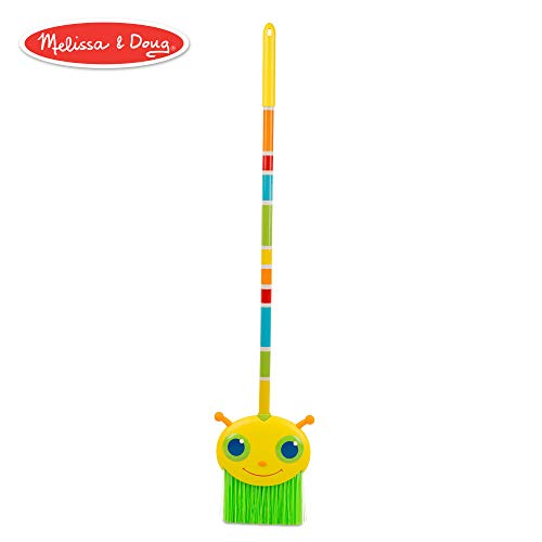 Melissa & Doug Sunny Patch Giddy Buggy Broom - Pretend Play Toy ()