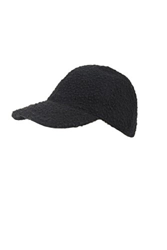 Baseball Cap, Hat, Cap, Coppola, Flat Caps, Berets, Gatsby, Newsboy, Unisex, Men, Women, Boy, Girl, Wool, Black, One size, Adjustable, Tuscan Fabric, Italian Style, Made in Italy, Florence, - Size Measuring Men Hat