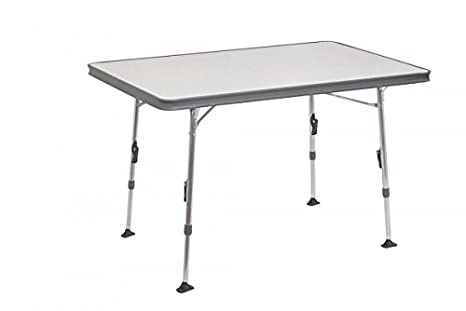 Crespo - Silla Plegable (Aluminio Aluminio Mesa 101 x 65 x ...