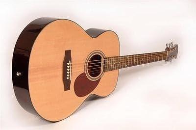 La gente de primer año RENFN renegada de la guitarra acústica de ...