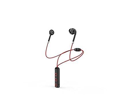YOPEEN Auricular inalámbrico Bluetooth Auriculares. Deportes, número de llamada Punta lenguaje inteligente.Sweatproof auriculares micrófono,Un: Amazon.es: ...