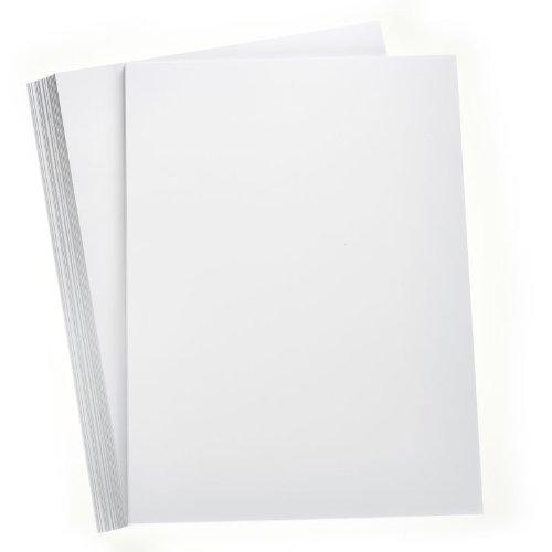 Marietta Magnetics - Laser Printable 8.5' x 11' Magnetic Paper, 13 mil -10pk