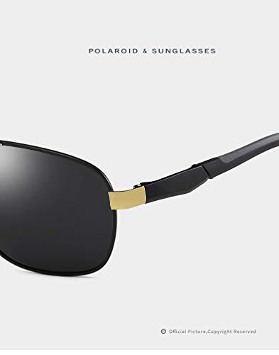 Lunettes de de de Polarized Conduite Protection Soleil Lunettes pour Ruiyue Soleil Mode personnalité UV400 Tendance HD Hommes Hommes 1 la 0Bx5xwgq