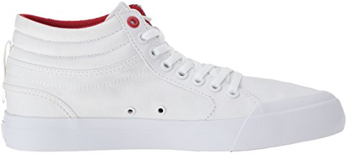 Women Hi White Red SE White W Evan 7 True US Skate TX B DC Shoe Fwq1dgHTFx