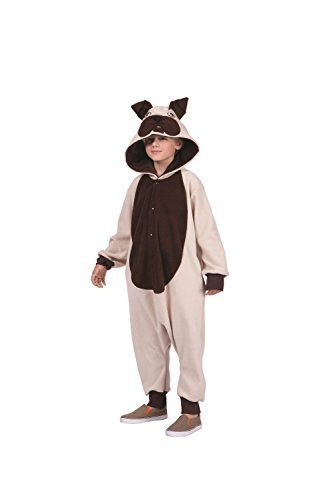 Kids Bull Costumes (Butch Bulldog Child Funsie Costume)