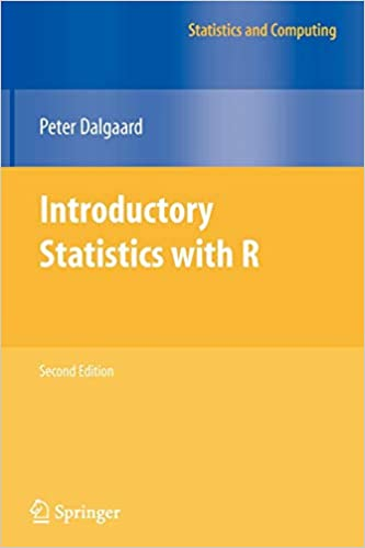 Amazon com: Introductory Statistics with R (Statistics and