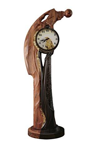 Luxury Handcrafted Floor Clock