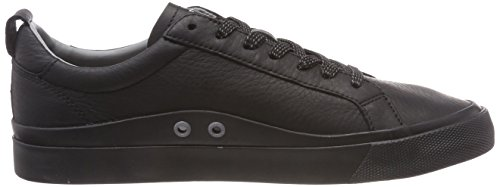 Negro Leather 990 Flag Hilfiger Black Tommy Hombre Sneaker Zapatillas Detail para qZRt8wF