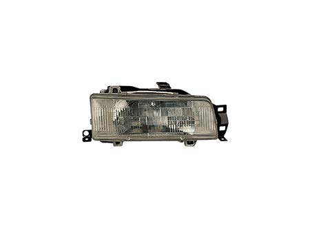 Fits 1988-1992 Toyota Corolla Head Light Passenger Side TO2503102 4dr For Sedan/4dr wagon; USA/For Canada Built - replaces 81110-02020
