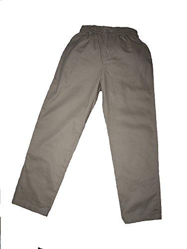 Falcon Bay khaki full elastic pant