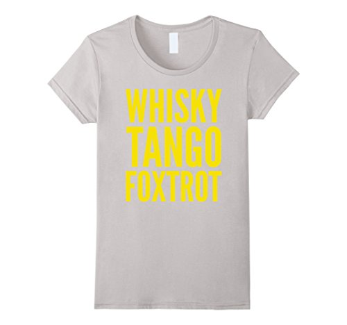 Whisky Tango Foxtrot Unique T shirt