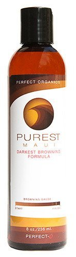 Browning Formula (Purest Maui Darkest Browning Formula by Purest Maui By Maui Island Secret)