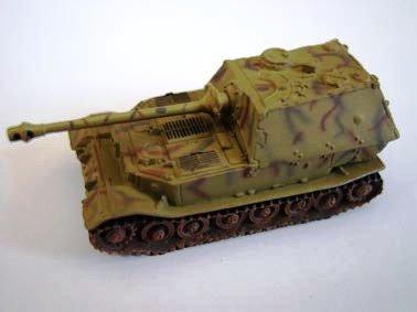 World Tank Museum - 1/144 World Tank Museum Series 01-18 Elefant three colors camouflage single item