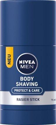 Nivea Men Protect & Care Body Shaving Stick 75 ml / 2.5 fl o