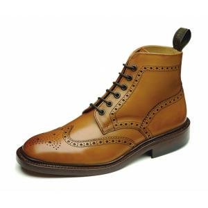mens-loake-brogue-lace-up-boots-burford-2-tan-size-105f